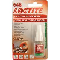 Loctite 1804409 Borgmiddel hoge sterkte (groen) 5ml