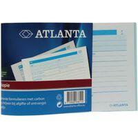Atlanta by Jalema bonboekjes genummerd 1-100, 100 blad in tweevoud,...