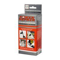PowerRepair reparatietape 150 x 10 cm zwart
