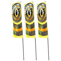 Velda Bird Blocker vlaggen 100 cm 3 st 148205