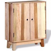 vidaXL Dressoir massief gerecycled hout