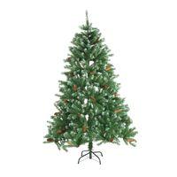 Christmas Gifts Kerstboom - Sneeuw - 708 Toppen - 180 cm
