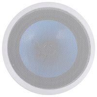 vidaXL Wand- en plafondluidspreker met tweeter inbouw 180 W
