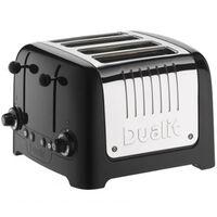 Toaster D46225, Lite Zwart - Dualit