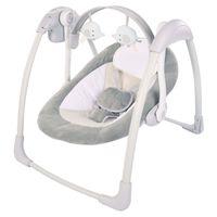 Bo Jungle Babyschommel B-Portable Dolphy grijs