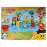 Luna Blocks Arcade bouwset met speeltafel 44-delig (222-H23)
