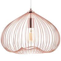 Beliani TORDINO Hanglamp  Metaal