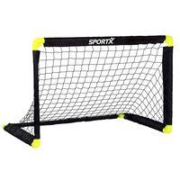 SportX Voetbaldoel 90x59x61cm