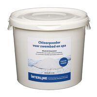 Interline Shock 55 Chloorgranulaat 5 kg