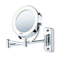 Beurer Verlichte cosmeticaspiegel BS59 zilver 584.10