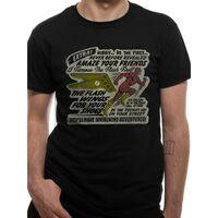 Dc Originals - Flash Wings T-Shirt