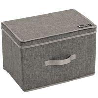 Outwell Opbergbox opvouwbaar Palmar L polyester grijs 470356