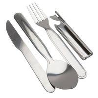 Summit bestekset Cutlery zilver RVS 5-delig