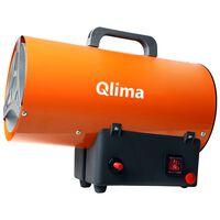 Qlima Gasverwarmer GFA 1010 25 W oranje