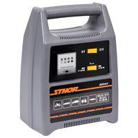 Sthor Acculader met LED 6/12 V 8 A 120 Ah