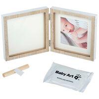 Baby Art Fotolijst vierkant hout