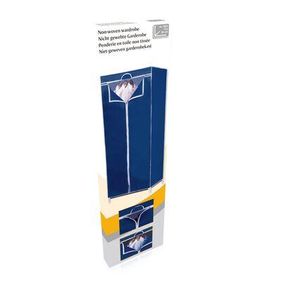 Maximondo Garderobekast - Textiel - met Ritssluiting - Metalen Frame