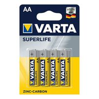 Varta Batterij Superlife 2006 AA B4 (4x op Blister)