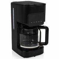 Princess Deluxe Koffiezetapparaat Black Steel 900 W 1,5 L zwart