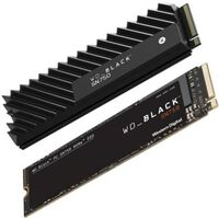 Western Digital CSSD Black 500GB SN750 M.2 PCIE Gen3