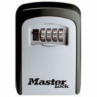 Master Lock Combinatie sleutelkluis voor aan de muur 5401EURD