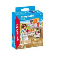 Playmobil 70251 Special Plus Slush-Verkoper