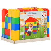 Polesie Speelgoedblokken 134 st