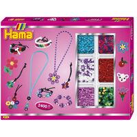 Hama Strijkkralen Activity Box 2400 Stuks