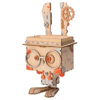 Robotime Bloempot bouwpakket Bunny