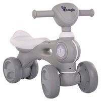 Bo Jungle Loopspeelgoed B-Bike Jumpy grijs