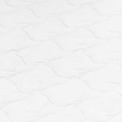 vidaXL Topmatras ei-profiel 6 cm koudschuim 140x200 cm
