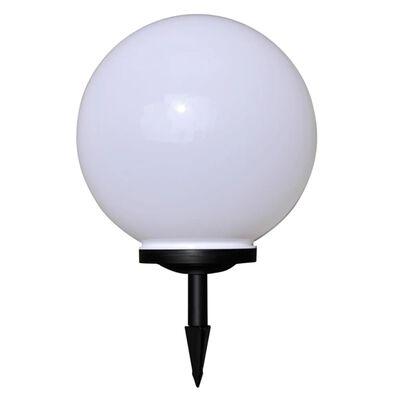vidaXL Tuinpadlampen 2 st met grondpin LED 40 cm