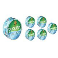 Ducktape Frozen Olaf 6 x rol 9 mtr grootverpakking