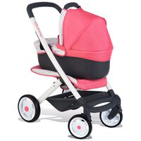 Smoby Poppenwagen 3-in-1