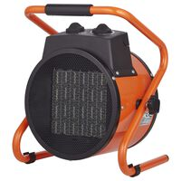 Qlima Ventilatorkachel elektrisch EFH 6020 2000 W oranje