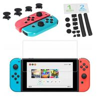 Nintendo Switch-accessoirekit Met Stof- En Schermbescherming