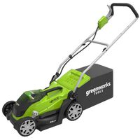 Greenworks Grasmaaier zonder 40 V accu G40LM35 2501907
