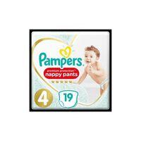 Pampers Baby Luiers - Active Fit Maat 4 19 Stuks