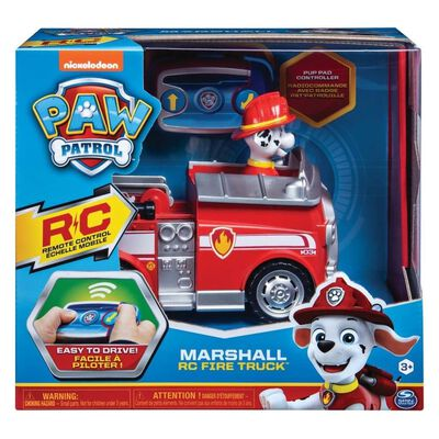 Paw Patrol Marshall RC Brandweerauto