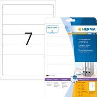 HERMA 4825 Wit Zelfklevend printerlabel printeretiket