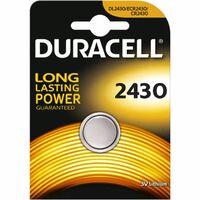 Duracell Knoopcel Batterij, 2430, Niet Oplaadbaar