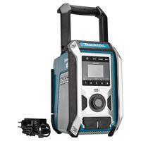 Makita Radio Bluetooth DAB zwart en blauw